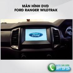 MÀN HÌNH DVD FORD RANGER WILDTRAK
