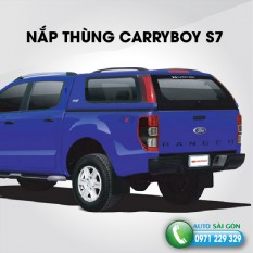 NẮP THÙNG CAO CARRYBOY S7 FORD RANGER