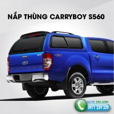 NẮP THÙNG CAO CARRYBOY S560 FORD RANGER