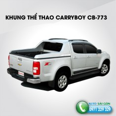 KHUNG THỂ THAO CARRYBOY CHEVROLET COLORADO CB-773