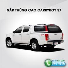 NẮP THÙNG CAO CARRYBOY S7 ISUZU DMAX
