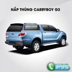 NẮP THÙNG CAO CARRYBOY G3 MAZDA BT50