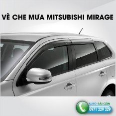 VÈ CHE MƯA MITSUBISHI MIRAGE