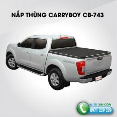 NẮP CUỘN MỀM NISSAN NAVARA CARRYBOY CB-743