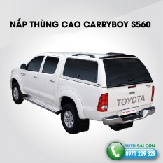 NẮP THÙNG CAO CARRYBOY S560 TOYOTA HILUX