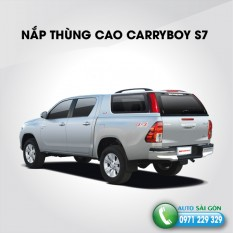 NẮP THÙNG CAO CARRYBOY S7 TOYOTA HILUX