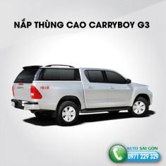 NẮP THÙNG CAO CARRYBOY G3 TOYOTA HILUX
